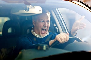 Aggressive Driving Accidents