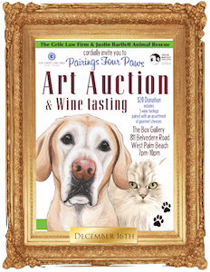 Art Auction & Wine Tasting