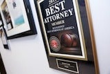 Best Attorney recognition